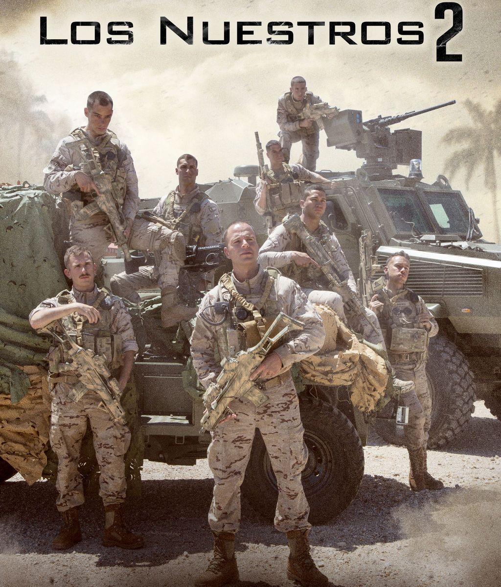 LOS NUESTROS CARTEL Soldados