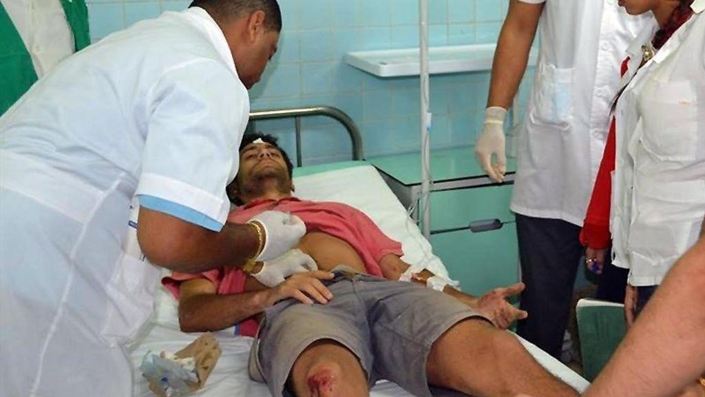 Heridos tres españoles en un accidente de tráfico de Cuba