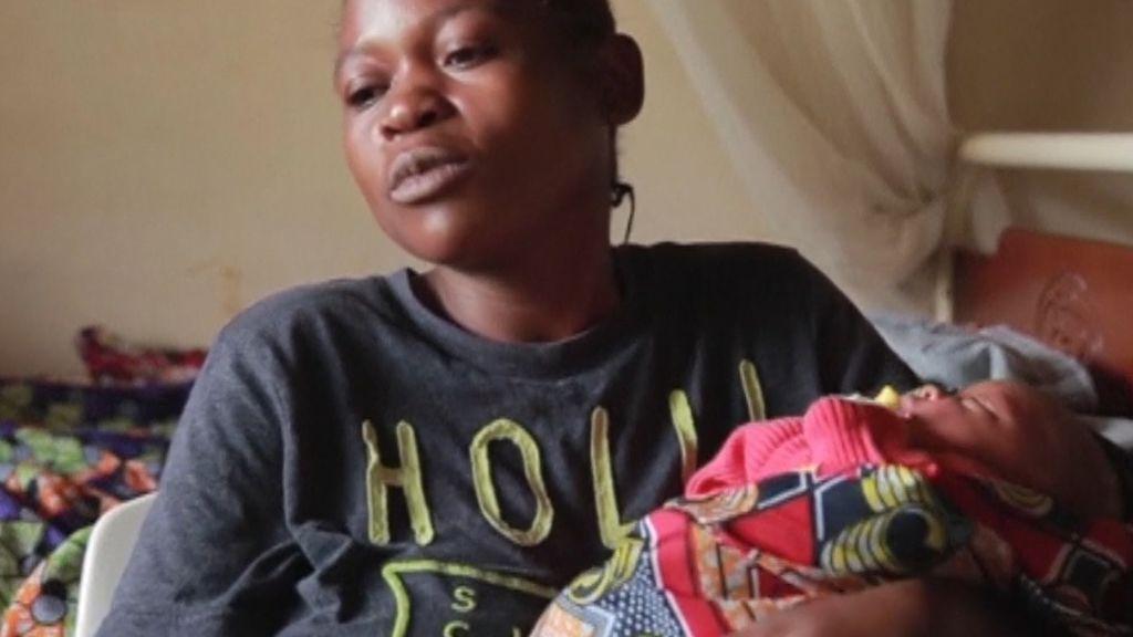 Nace en el Congo una superviviente: la primera bebé sana de madre contagiada de ébola