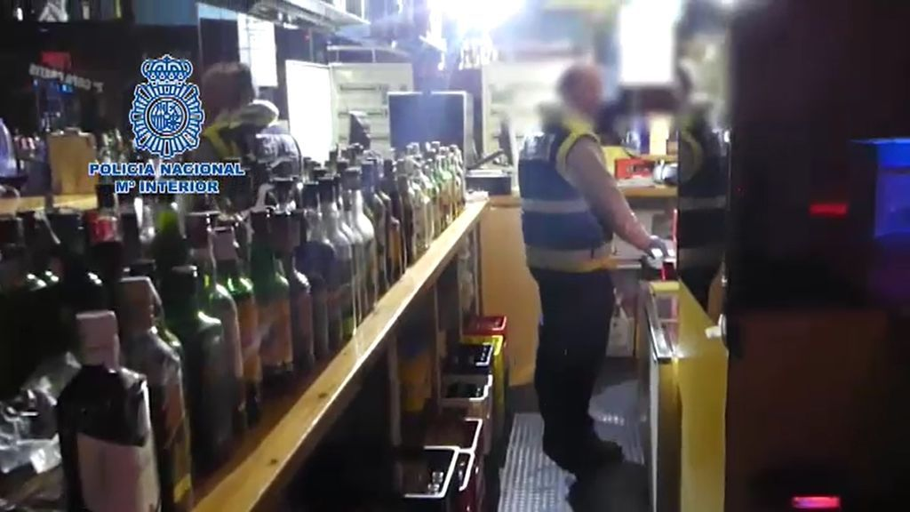 Liberada una mujer con discapacidad intelectual prostituida en un club de alterne de Ávila