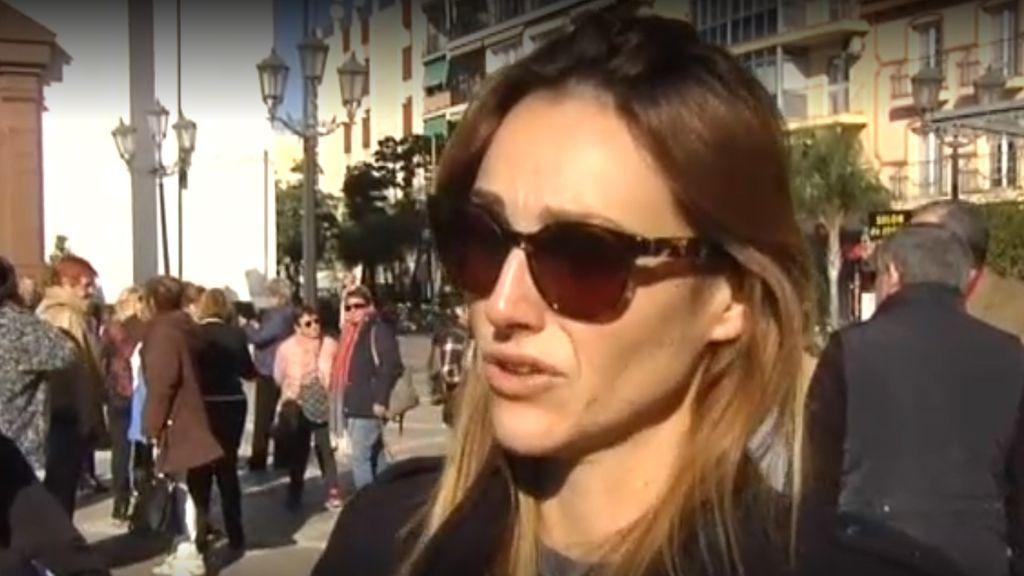 """Mamen, la hermana de la mujer asesinada en Fuengirola, pide que el asesino """"se pudra"""" en la cárcel"""
