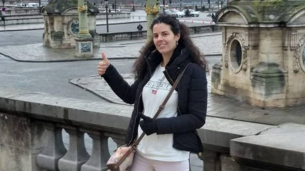 Laura Sanz, la toledana fallecida en la explosión de París, pasaba un fin de semana junto a su marido