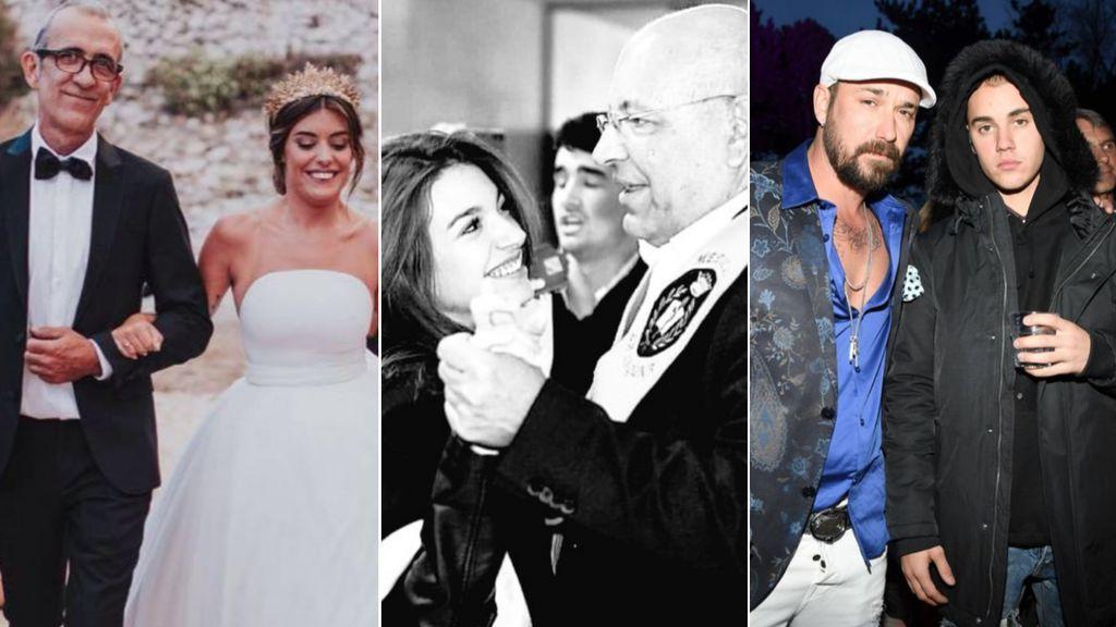 'Instadads': estos son los padres de famosos que (también) lo petan en Instagram