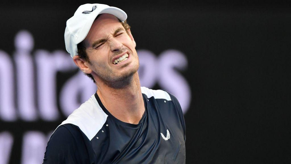 Andy Murray cae en primera ronda ante Bautista en su última participación en Australia