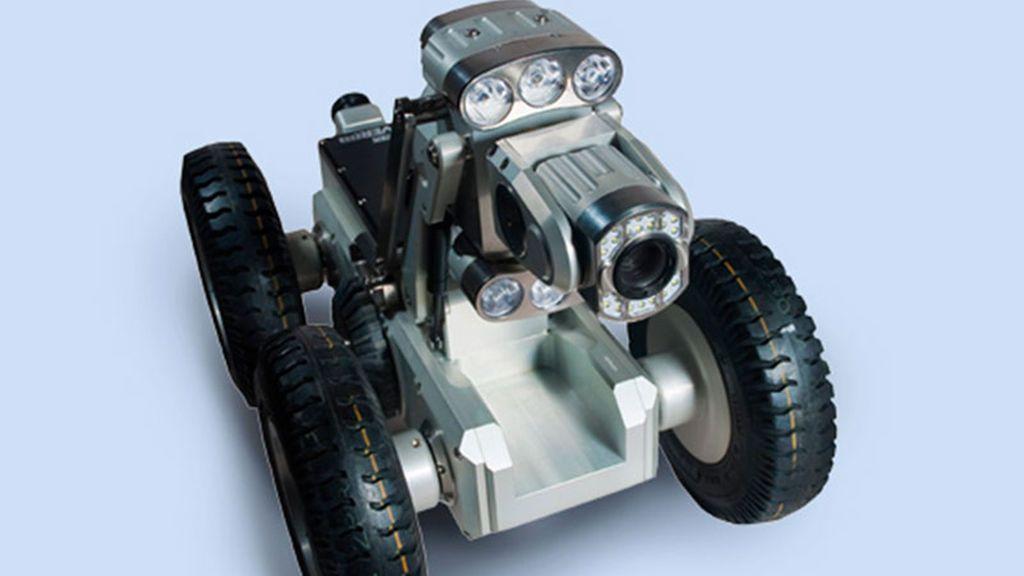 El robot con cámara especializado en el desatasco de tuberías que está ayudando en el rescate de Julen