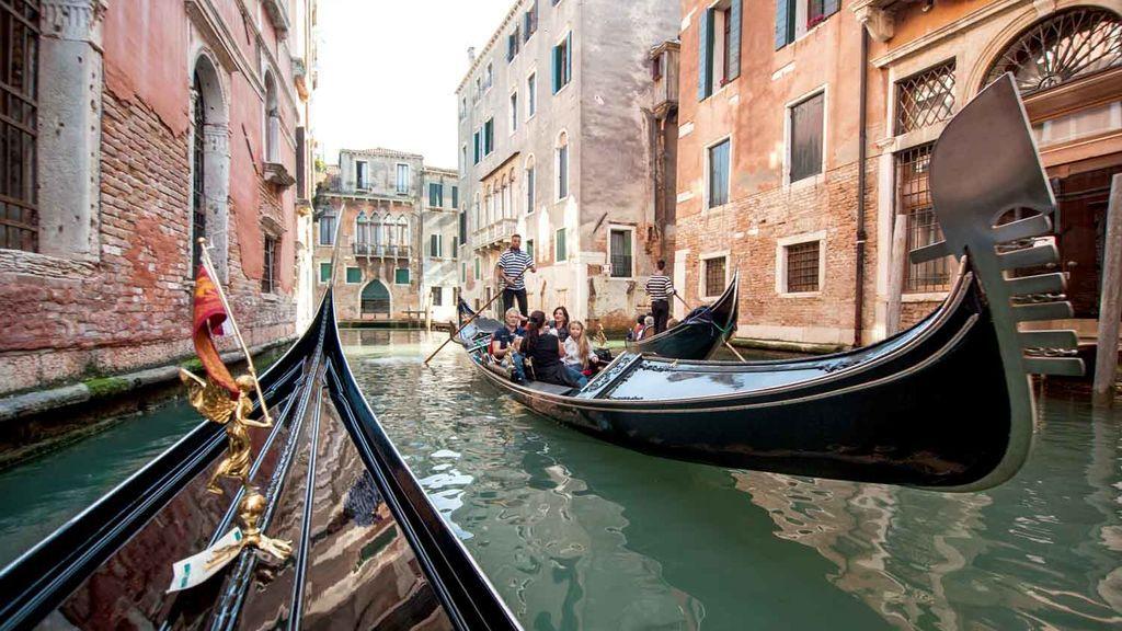 Pasear por Venecia ya no será gratis a partir de primavera