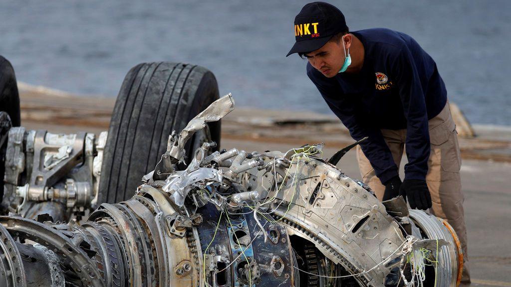 Accidente avión de Lion Air:  Hallan la segunda caja negra