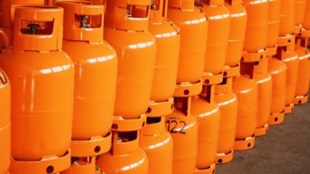 El precio de la bombona de butano baja un 4,96% hasta los 14,57 euros