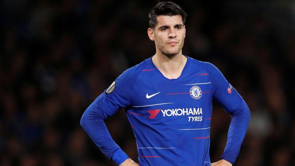 ¿Aprobaría la afición del Atlético de Madrid el fichaje de Morata?