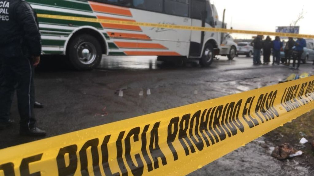 Niña de 13 años participa en asalto a camión en carretera Texcoco-Lechería