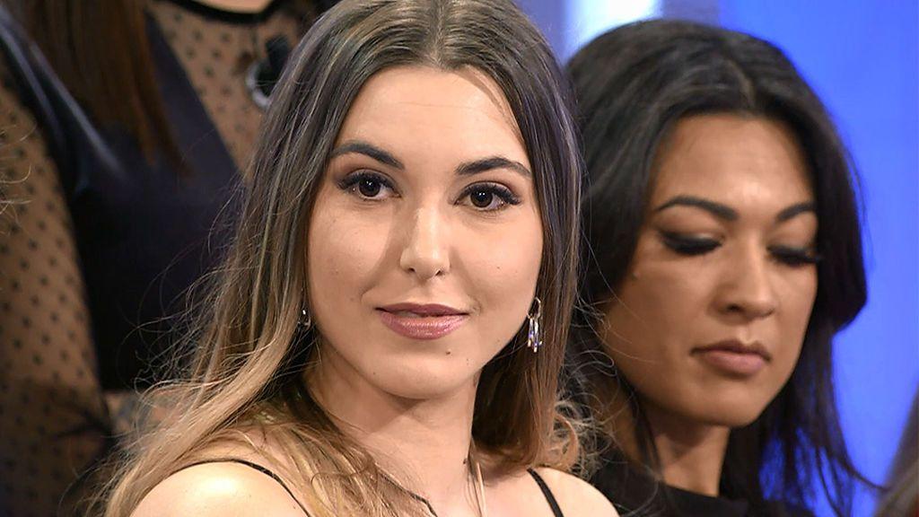 La aplaudida confesión de Claudia en 'MyH': quiere conocer a Manu y también a Jenni
