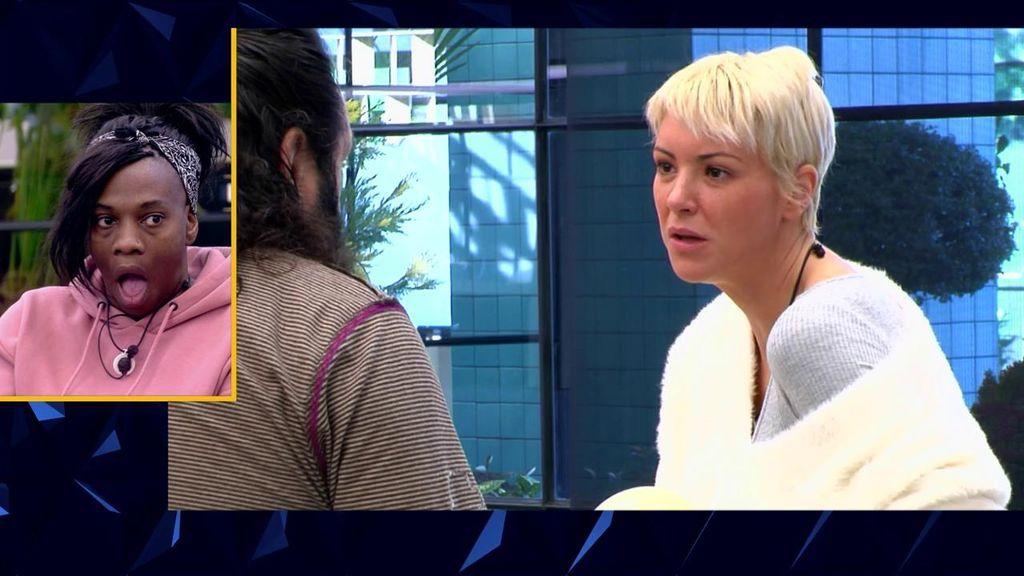 """Mª Jesús Ruiz, convencida de que Julio Ruz le hizo un 'amarre': """"Cogió pelo y flujo mío"""""""