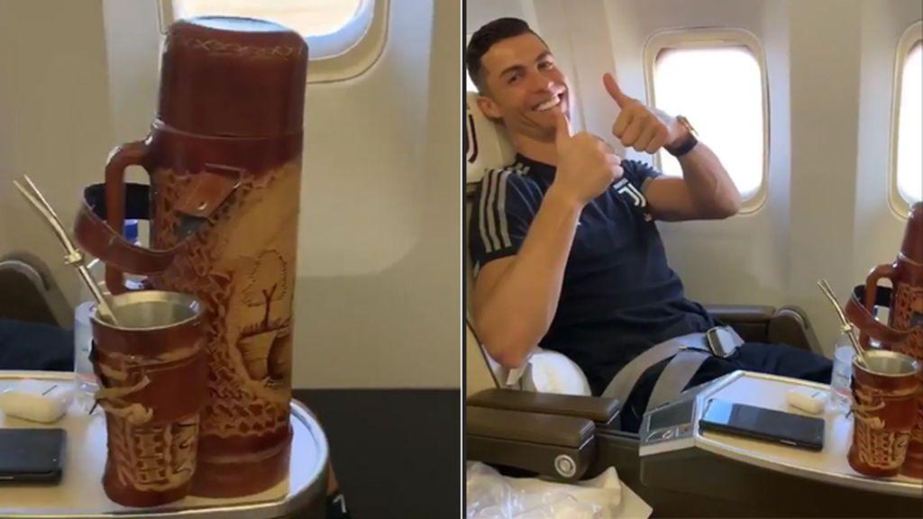 El nuevo 'vicio' al que se ha enganchado Cristiano Ronaldo desde que llegó a Italia