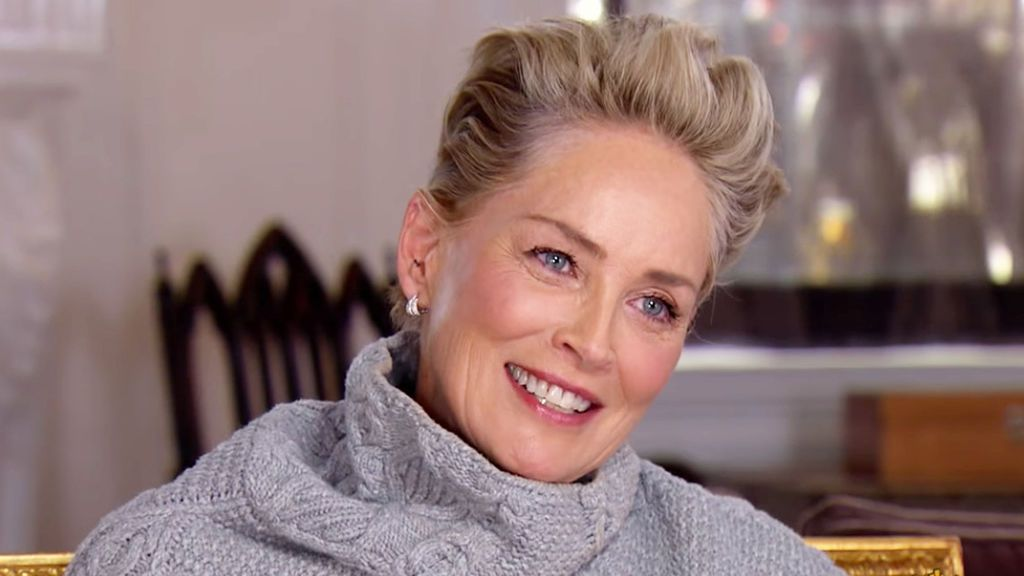 Sharon Stone, una de las actrices de 'Ratched'.