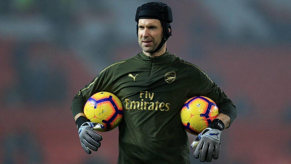 Petr Cech anuncia su retira a final de temporada tras no renovar con el Arsenal