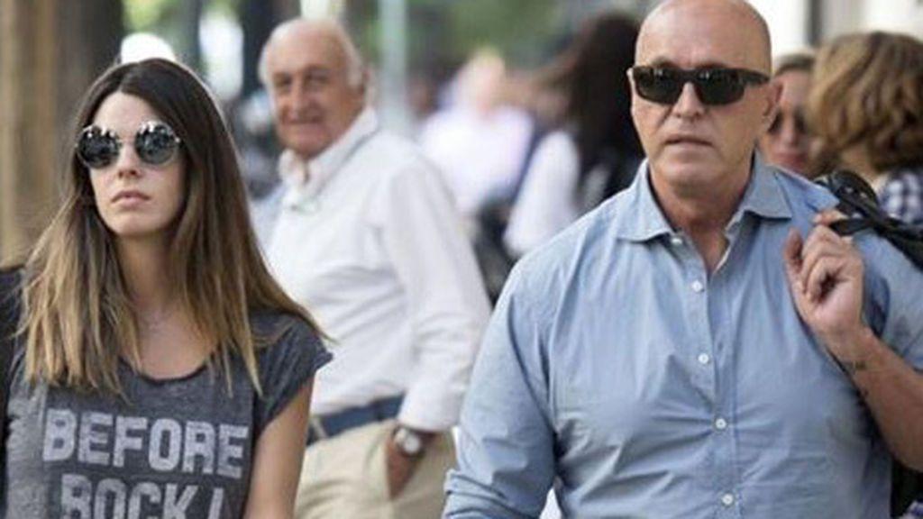 """Kiko Matamoros habla de la ruptura de su hija Laura: """"Está segura del paso que ha dado"""""""