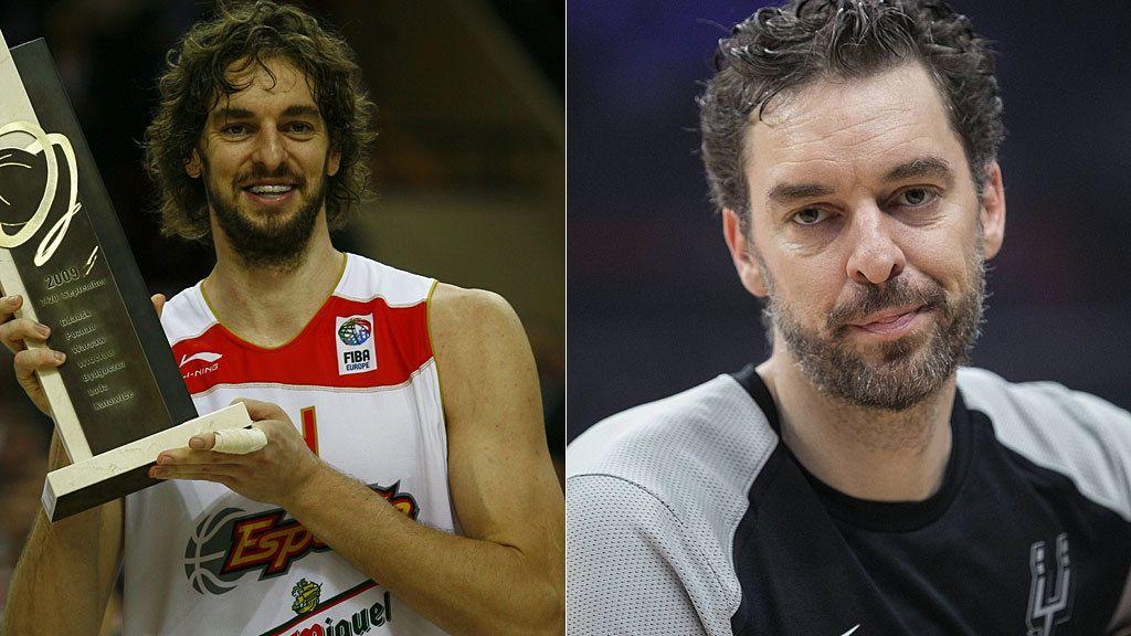 El nuevo reto viral de Instagram llega a la cumbre del deporte español: El antes y el después de nuestras estrellas