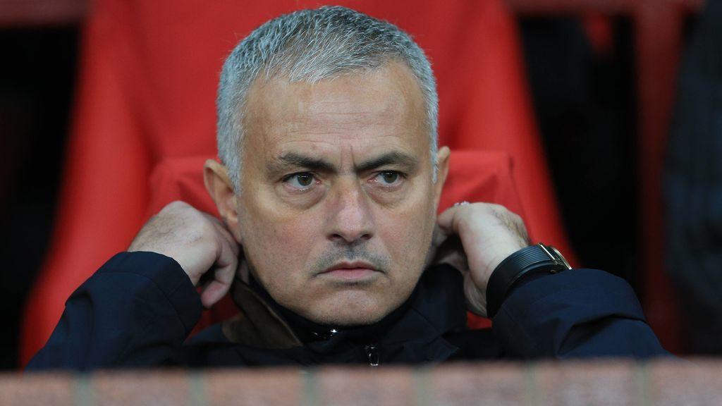 Mourinho encuentra nuevo trabajo tras ser despedido del Manchester United