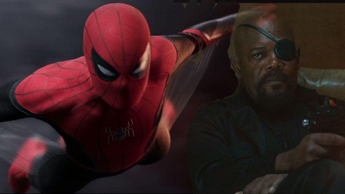 Nick Fury, el alma de 'S.H.I.E.L.D', una pieza clave de 'Spider-Man: Lejos de casa'