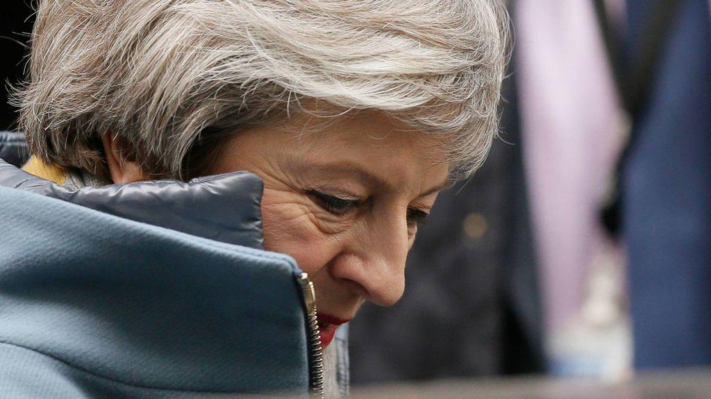Theresa May y el Brexit en su laberinto