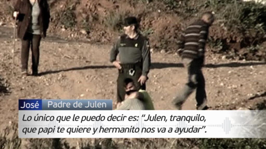 """La desesperación del padre de Julen: """"Cuando lleguen a mi hijo ¿cómo lo sacan?"""
