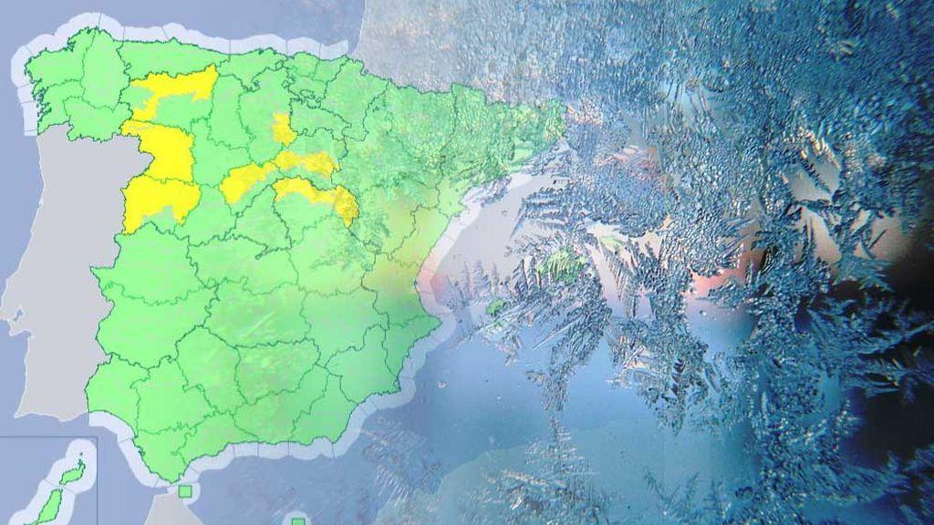 Hasta -7°C el jueves y el viernes: el frío intenso deja avisos en el interior del país