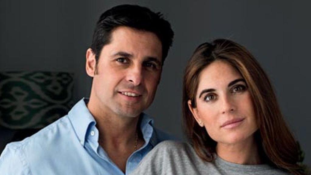 """Fran Rivera y Lourdes Montes posan con su hijo Curro: """"Es guapísimo"""""""