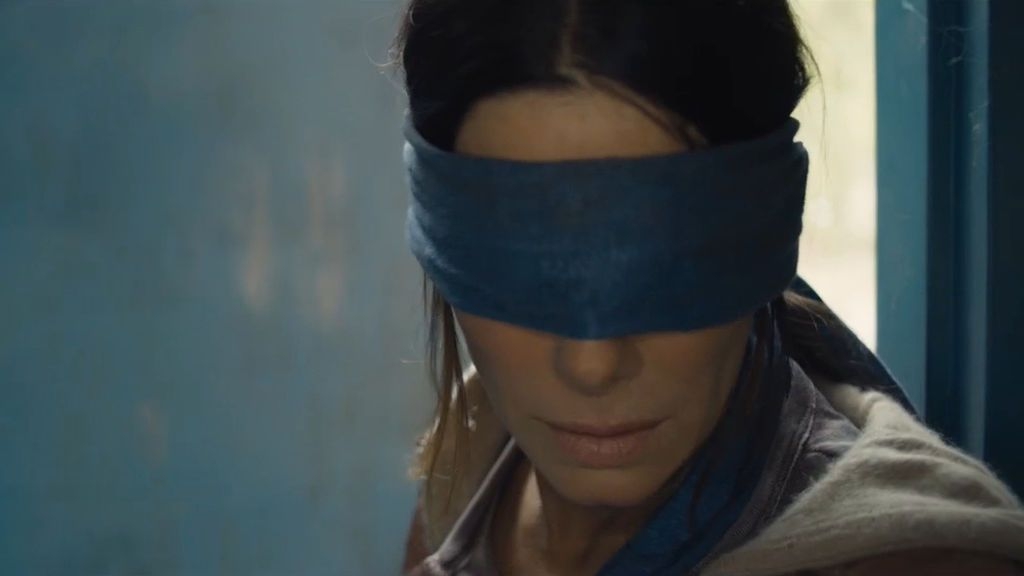 Frame de 'Bird box'.