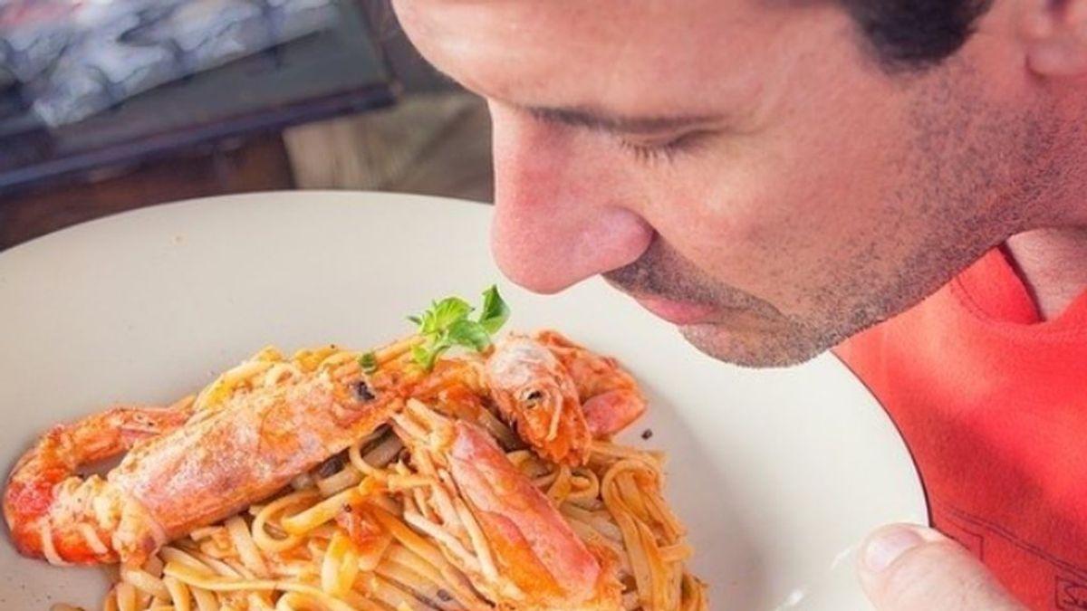 Descubren que el mero aroma de los alimentos más de dos minutos puede saciar la sensación de hambre