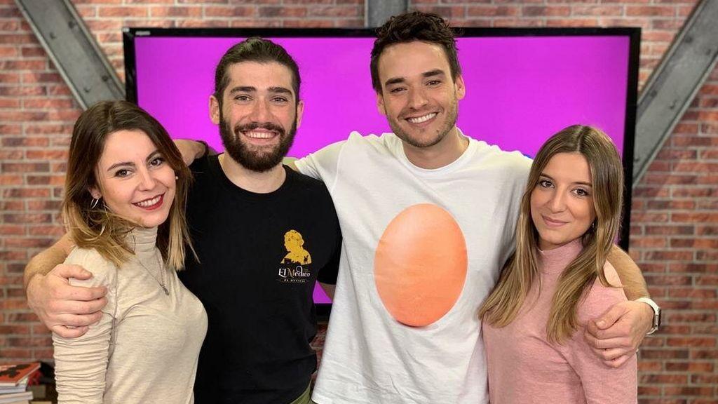 MorninGlory (16/01/2019) - Entrevistamos a Adrián Salzedo, el prota de 'El Médico' y al huevo de Instagram