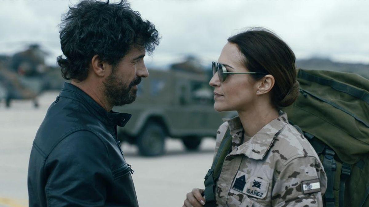 Las claves del estreno de 'Los Nuestros 2': Martina se infiltrará en las peshmergas para impedir un atentado radioactivo en Madrid