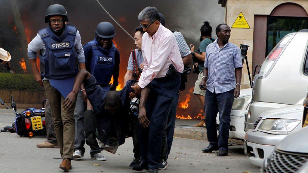 El ataque de la milicia Al Shabaab en Nairobi tenía por objetivo a unos conferencistas estadounidenses