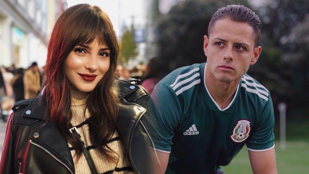 Andrea Duro reacciona a la reciente noticia de paternidad de su ex Chicharito