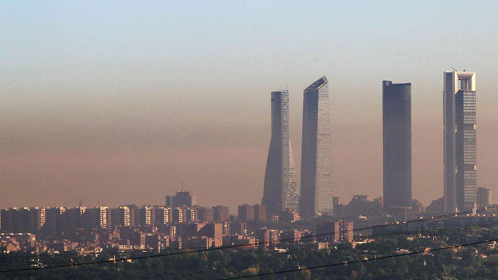 El ayuntamiento de Madid desactiva el escenario 2 por contaminación