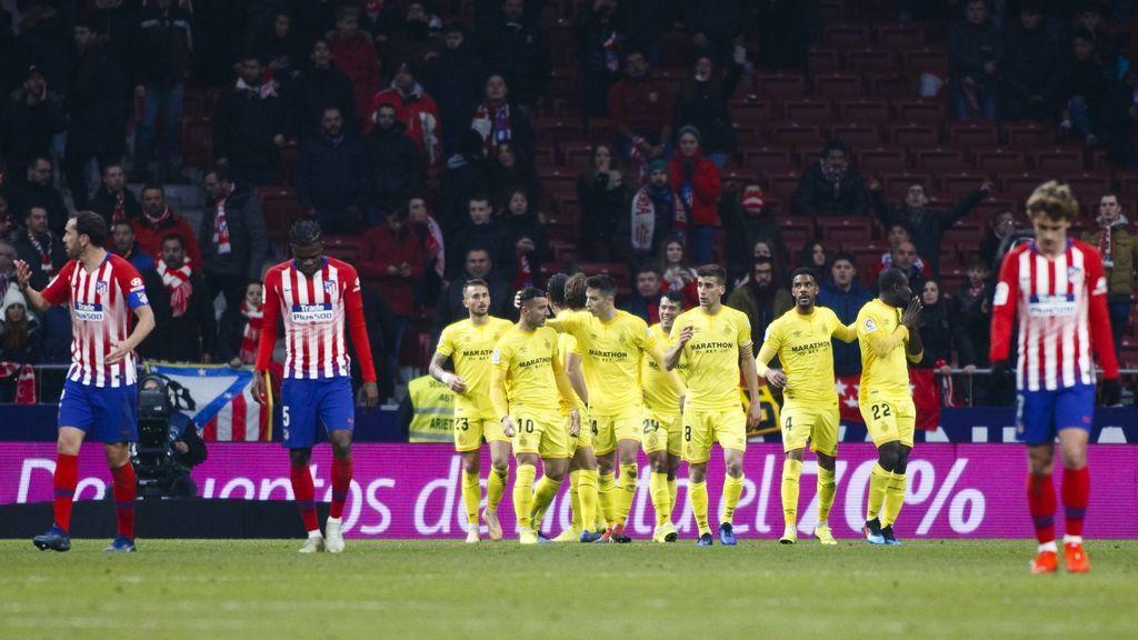 ¿Es un fracaso la eliminación del Atlético de Madrid en la Copa del Rey?
