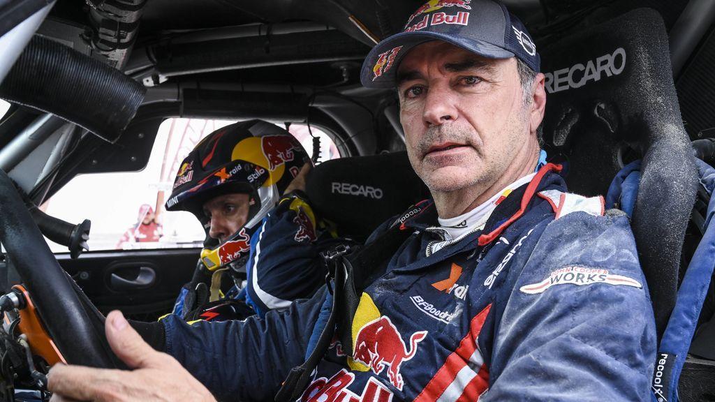 El mensaje de orgullo de Carlos Sainz hijo a su padre tras ganar la última etapa del Dakar