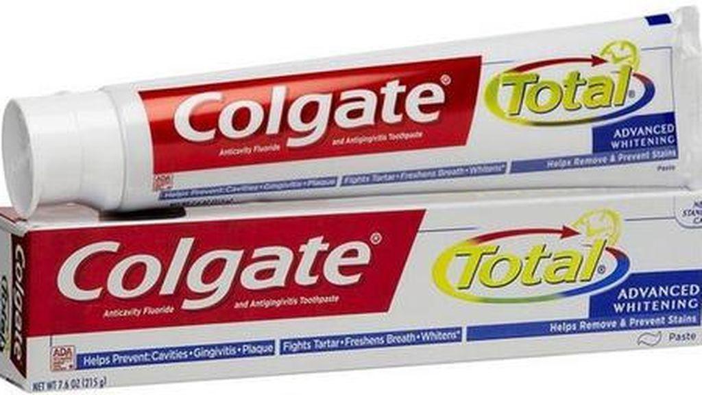 Colgate elimina el triclosán de su producto principal
