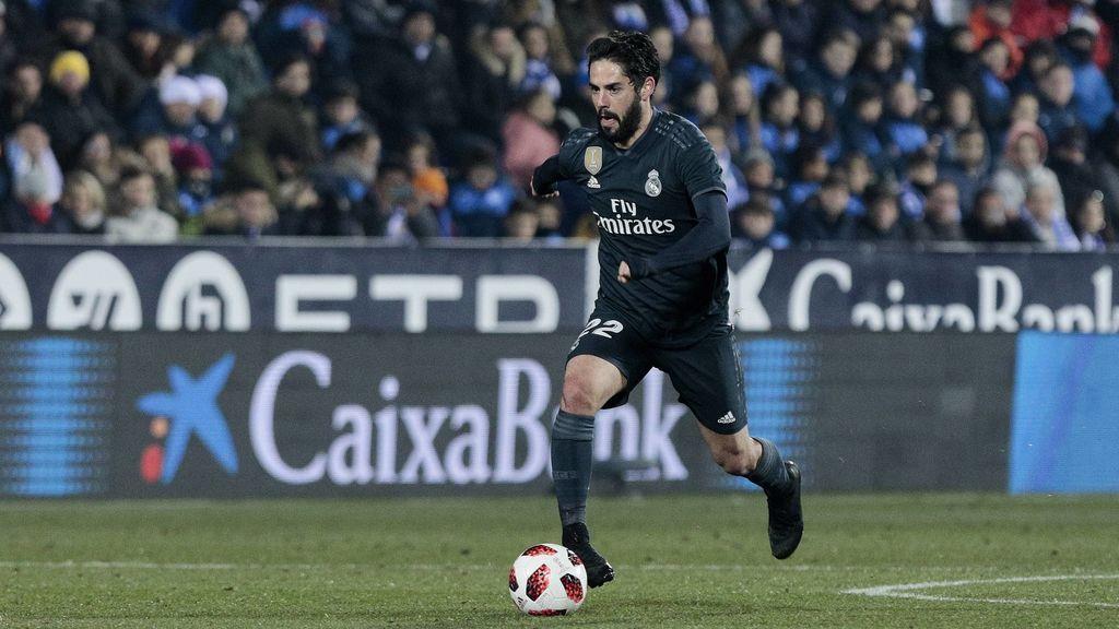 Sara Sálamo manda un cariñoso apoyo a Isco en su peor momento en el Real Madrid