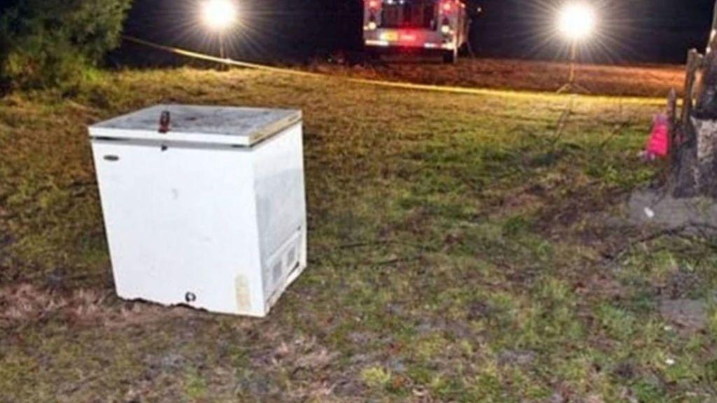 Mueren tres niños al quedar encerrados dentro de un congelador