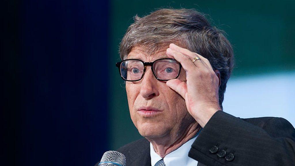 La instantánea de Bill Gates comprando una hamburguesa se hace viral