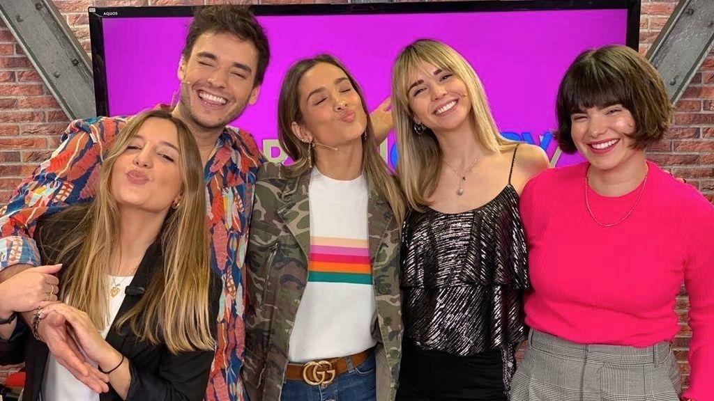 """MorninGlory (18/01/2019) - La entrevista más sincera de María Pombo: """"No os tengo por qué gustar pero respetadme"""""""
