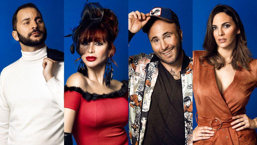 Los nominados de la tercera gala de 'GH DÚO' son Antonio, Yurena, Kiko e Irene