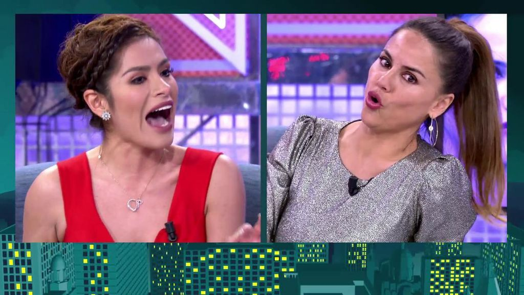 """El surrealista reencuentro entre Miriam y Mónica: """"Tu mayor castigo es no ser como yo"""""""