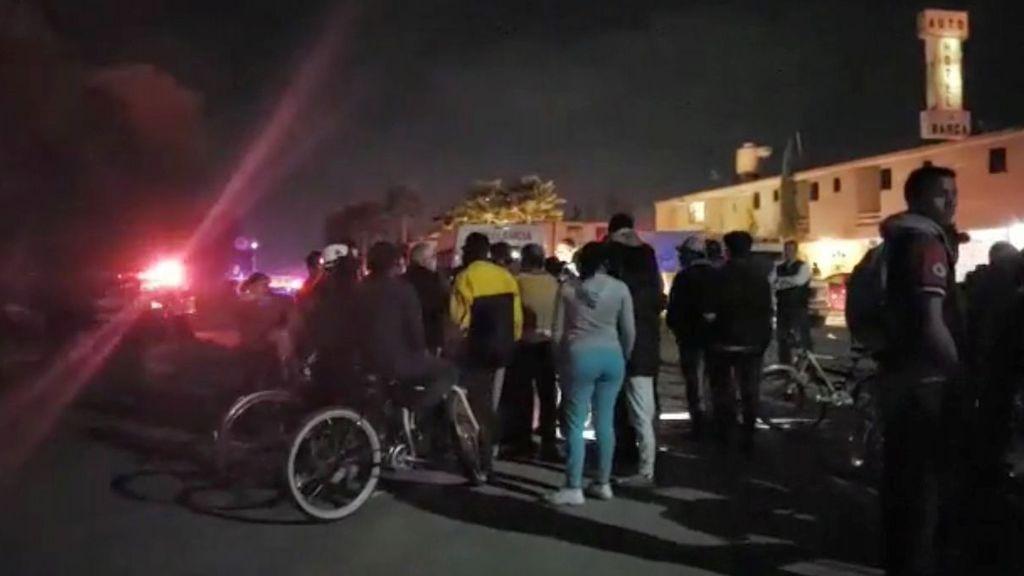 La explosión de una tubería de la petrolera estatal mexicana deja 21 muertos y 71 heridos