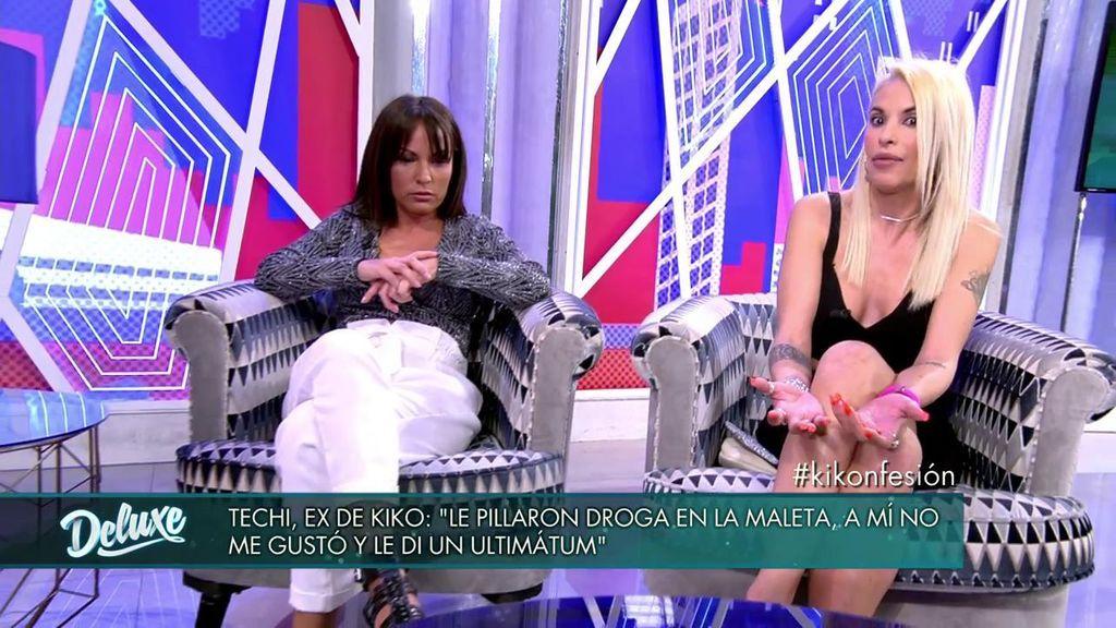 Irene Rosales no fue la primera: Techi advirtió a Isabel Pantoja sobre la adicción de Kiko