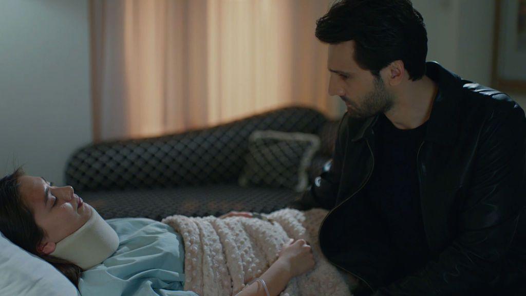 """Emir, a Nihan: """"Esto ha sido una lección, nunca volveré a creerte ni a dejarte sola"""""""