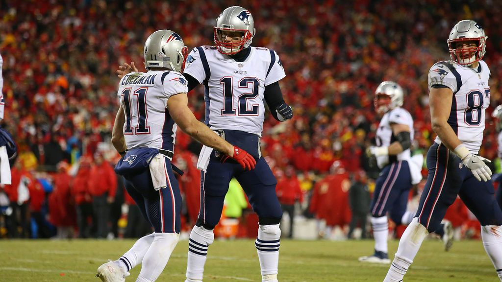 New England Patriots y Los Angeles Rams protagonizarán la LIII Super Bowl