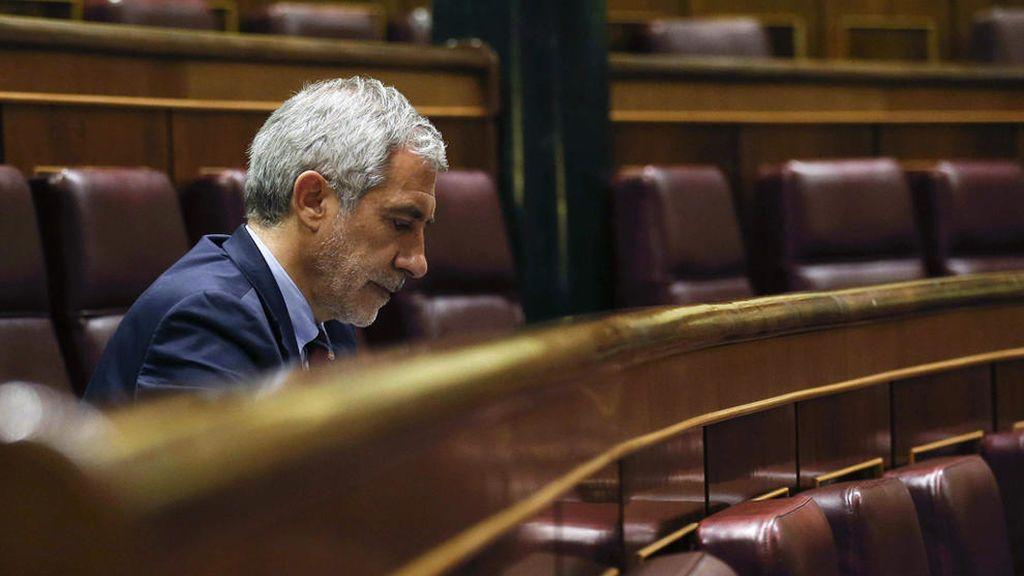 Gaspar Llamazares renuncia al acta de diputado y no será candidato de IU en Asturias