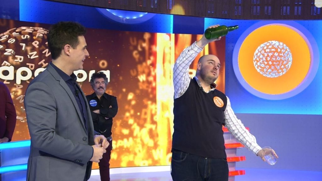 Fran completa el rosco y se lleva 1.542.000 euros