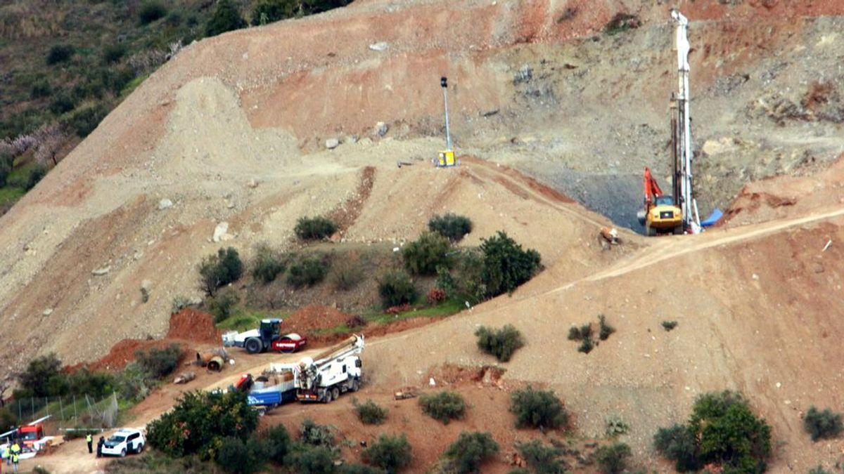 Los padres de Julen y los mineros de Asturias, preparados para el final del rescate